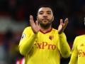 Неожиданно: Игрок Уотфорда избежал наказания за то, что показал средний палец трибунам