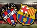 Леванте - Барселона 0:2 Трансляция матча чемпионата Испании