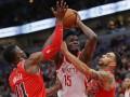 НБА: Хьюстон переиграл Чикаго, Кливленд уступил Миннесоте