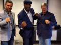 Легендарный боксер Леннокс Льюис прилетел на бой Кличко и Поветкина