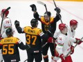 ЧМ по хоккею: Германия побеждает Беларусь