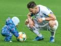 Соль опубликовал милое фото сына в футболке Динамо