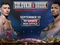 Титул WBA не будет стоять на кону боя Головкин - Брук