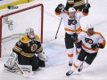NHL: Обладатель Stanley Cup Boston Bruins в стартовом матче уступил Philadelphia Flyers