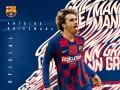Официально: Гризманн стал игроком Барселоны