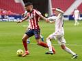 Атлетико сыграл вничью домашний матч с Реал Мадридом