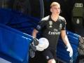 Лунин будет вторым голкипером Реала в следующем сезоне - AS