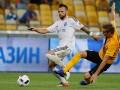 Стал известен лучший игрок матча Динамо – Александрия