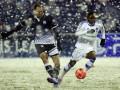 Ничья обрушилась на киевское Динамо вместе со снегом