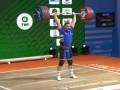 Украинец Чумак выиграл серебро чемпионата мира по тяжелой атлетике