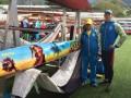 Украинец Чебан на Олимпиаде выступит на патриотическом каноэ