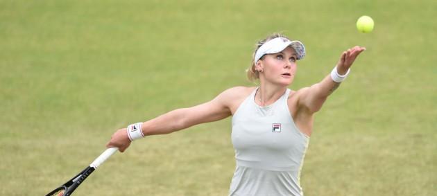 Козлова прошла во второй круг cоревнований WTA в Италии