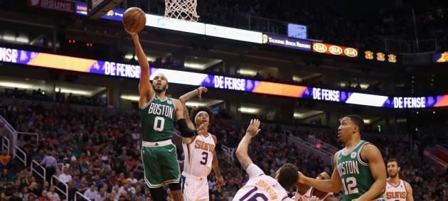 НБА: Нью-Йорк разобрался с Кливлендом, Финикс уступил Бостону