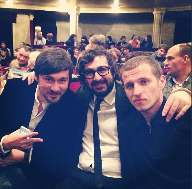 Лучшие друзья - Милевский, Адлейба и Алиев