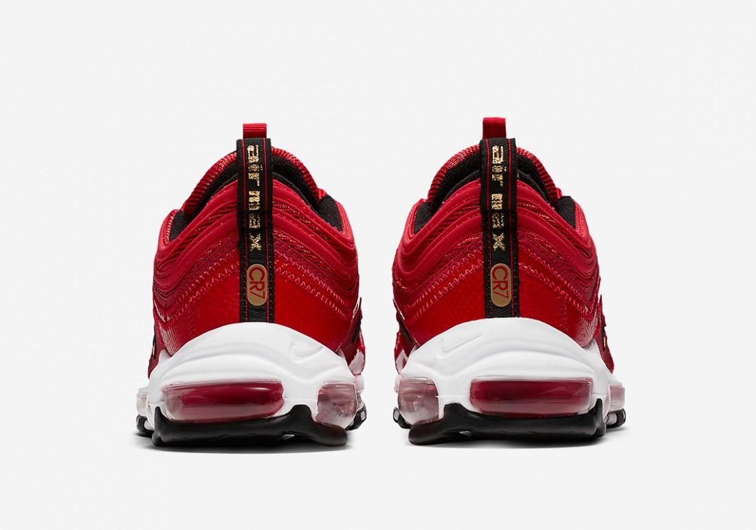 Новые Nike Air Max 97 CR7
