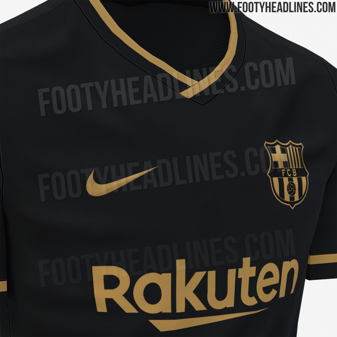 Новая форма Барселоны