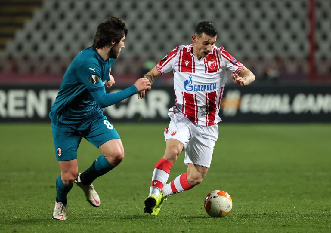 Црвена Звезда - Милан