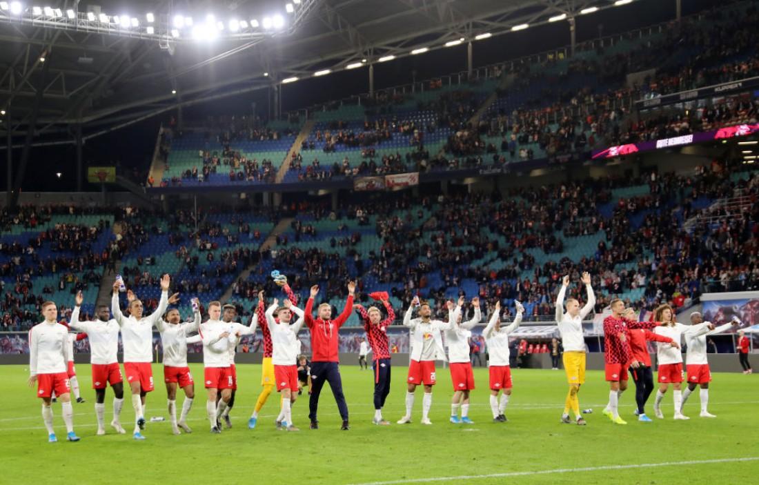 Зенит - Лейпциг: видео голов и обзор матча