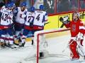 Словакия победила Чехию в полуфинале ЧМ по хоккею