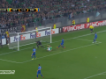 Сент-Этьен - Днепр 3:0 Видео голов и обзор матча Лиги Европы