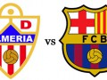 Барселона спокойно обыгрывает Альмерию