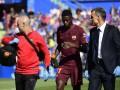 Новичок Барселоны получил травму в матче с Хетафе