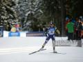 Биатлон: Украинка Журавок стала восьмой в финале суперспринта Кубка IBU