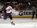 NHL SuperSkills: Овечкин сломал клюшку в конкурсе на силу бросков. ВИДЕО