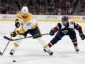 НХЛ: Колорадо разгромил Нэшвилл, Сан-Хосе вырвал победу у Миннесоты