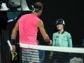 Курьез дня: Надаль попал теннисным мячом в девочку