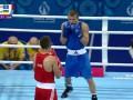 Бокс: Как Александр Хижняк с боем прошел в полуфинал Европейских игр