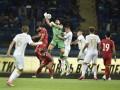Сборная Украины сыграла вничью товарищеский матч против Бахрейна