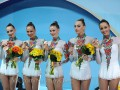 Украина завершила домашний чемпионат мира бронзовой медалью