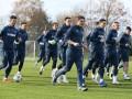 Сборная Украины отправилась в Швейцарию на последний в этом году матч Лиги наций