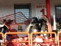 В Сербии фанаты во время матча травмировали 35 полицейских