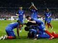 Все полуфиналы сборной Франции на чемпионатах Европы