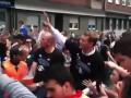 Гнев народа. Фанат ударил по лицу голкипера Шальке