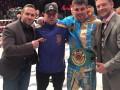 Домашний триумф: Хитров в Кривом Роге завоевал первый чемпионский титул