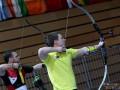 Украинец стал чемпионом Европы в стрельбе из лука