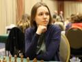 Шахматы: Ушенина выиграла, Музычук белыми проиграла