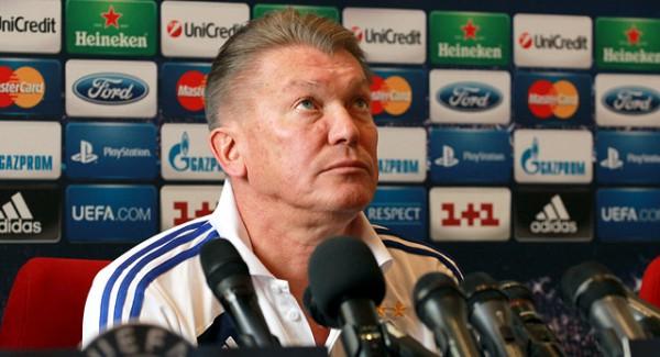 Олег Блохин хочет выиграть чемпионат
