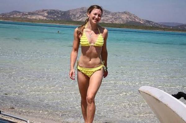 Дарья Домрачева во всей красе