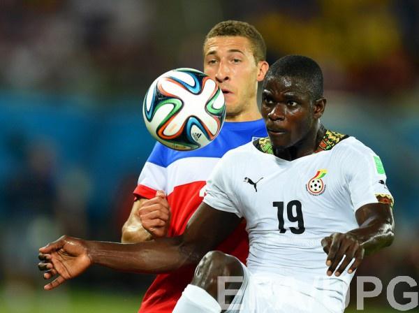 Менса рассказал, что в Гане не забыли о поступке Суареса