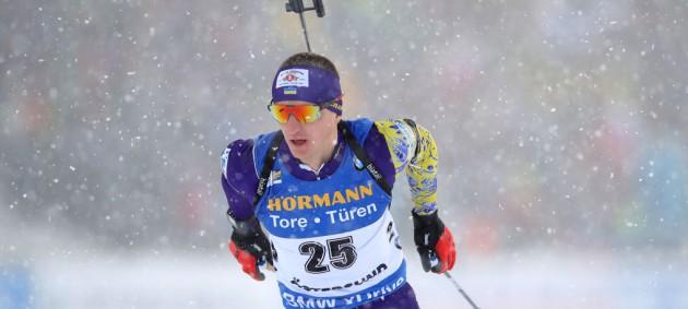 Стал известен состав сборной Украины на мужскую индивидуальную гонку в Эстерсунде