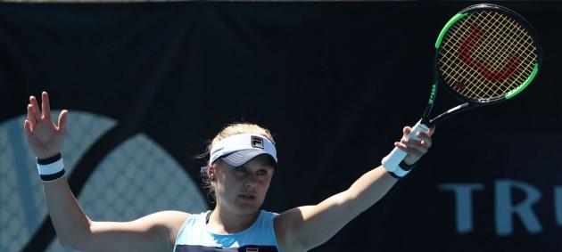 Майами (WTA): Козлова не смогла пробиться в основную сетку турнира