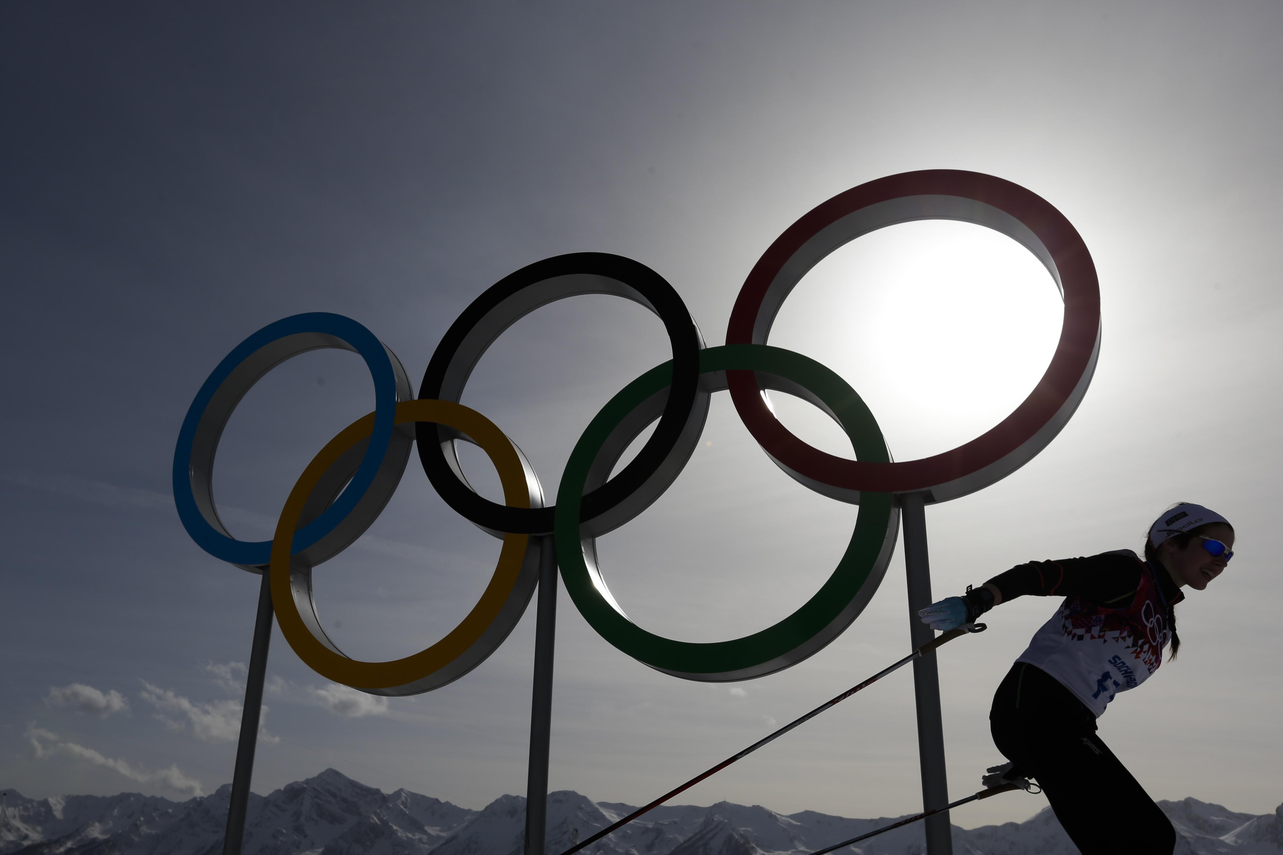 Олимпиада в Сочи выходит на финишную прямую