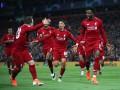 Ливерпуль объявил заявку на финал Лиги чемпионов