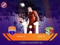 Мариуполь - Ворскла 1:1 видео голов и обзор матча чемпионата Украины