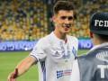 Динамо отдало защитника в Олимпик