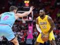НБА: Майами минимально обыграли Лейкерс, Мемфис уступил Финиксу